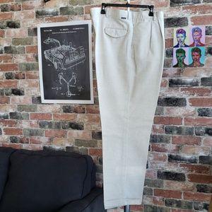 Dockers khakis, linen, 44x34